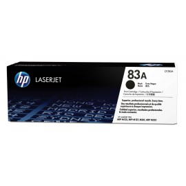Original HP 83A (CF283A) Black LaserJet Toner Cartridge