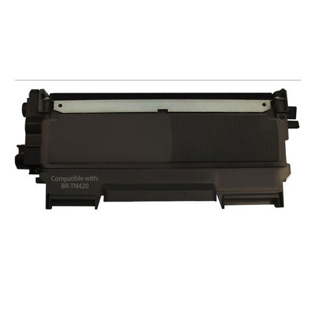 Replacement Brother TN450/420 Toner Cartridge HL 2240D/ 2270DW High Yield Toner (2,600 Yield)