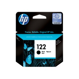 Original HP 122 black ink cartridge CH561H