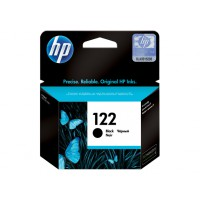 Original HP 122 black ink cartridge CH561H
