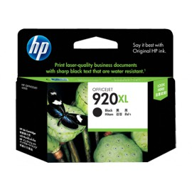 Original HP 920XL B, (CD975AE), 1200 pages
