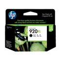 Original HP 920XL B, (CD975AE), 1200 pages