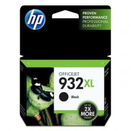 Original HP 932 XL B, (CN053AE), 1000 Pages