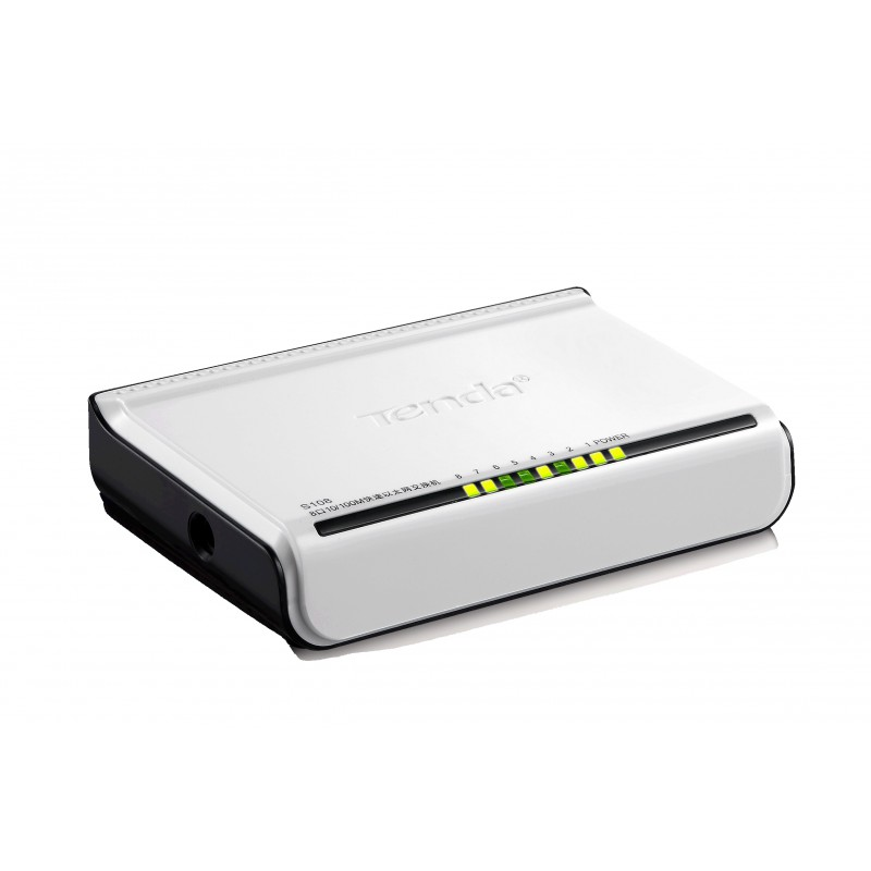Fast ethernet switch tenda s108 8 port unmanaged 8 port 10 100mbps - 8 port fast ethernet switch ...