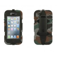 Griffin 605031-SVFB Survivor Case for iPhone 5/5S -1 Pack - Retail Packaging
