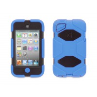 Griffin Technology - Survivor Extreme Duty Case and Belt Clip for Apple iPod Touch 4G - Retail PAckaging