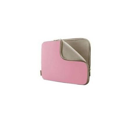 """Belkin 15.4"""" Neoprene Sleeve (Pink/Khaki)"""