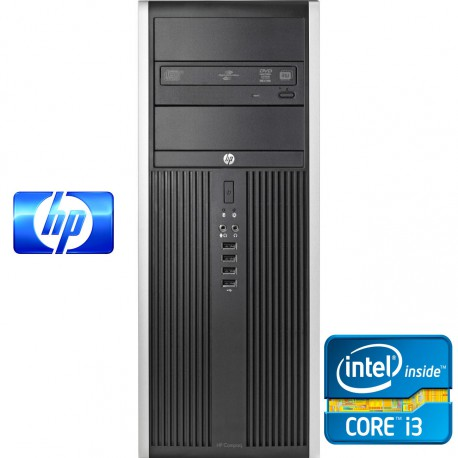 Hp Desktop Elite 8300 Desktop Computer intel core i3 3.3Ghz 4GB ram 500GB HDD