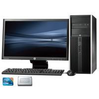 Hp Desktop Elite 8300 Desktop Computer Core i7 8 GB memory 1TB Hard drive  +256 SSD