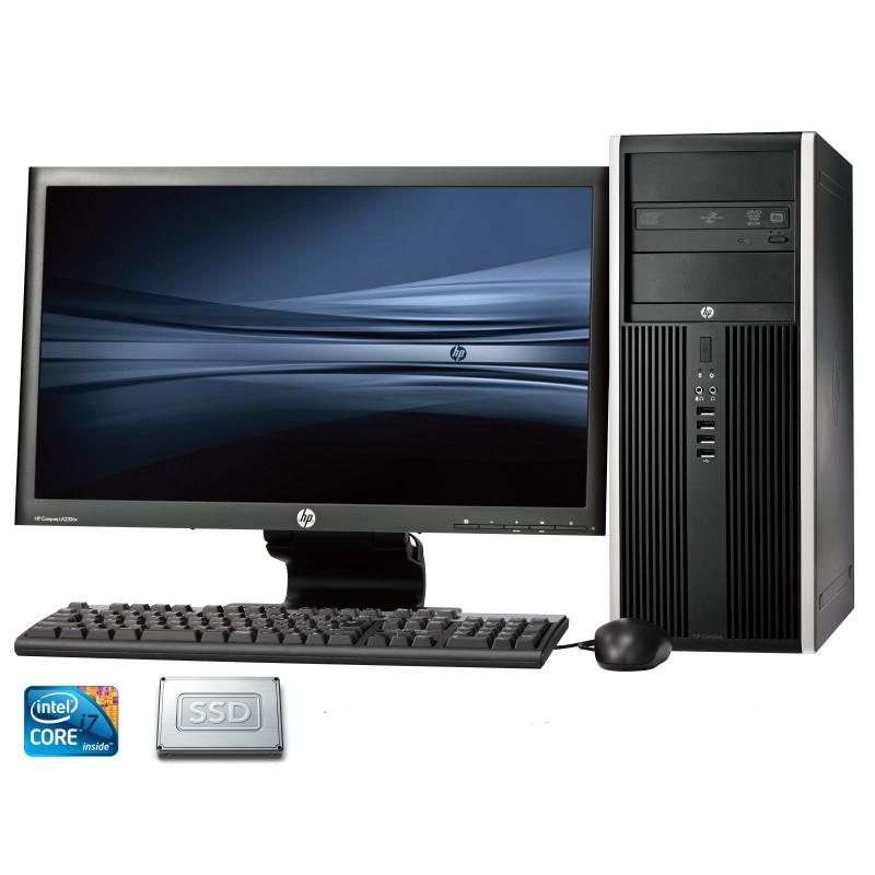 Desktop Computer Hp Elite 8300 Core I7 8 Gb Memory 1tb