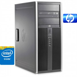 Hp Desktop Elite 8300 Desktop Computer intel G2020 processor 4GB ram 500GB HDD