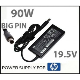 ORIGINAL HP / COMPAQ 90W *BIG PIN* 19.5v / 4.62A CHARGER
