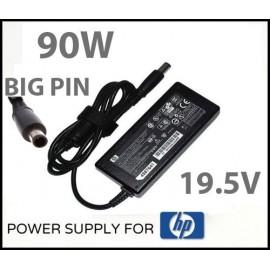 ORIGINAL HP / COMPAQ 90W *BIG PIN* 19.5v / 4.62A CHARGER