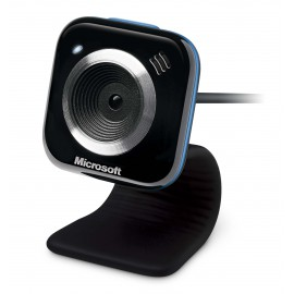 Webcam Microsoft LifeCam VX-5000 (Red Accent) (oem) Non Retail Package.