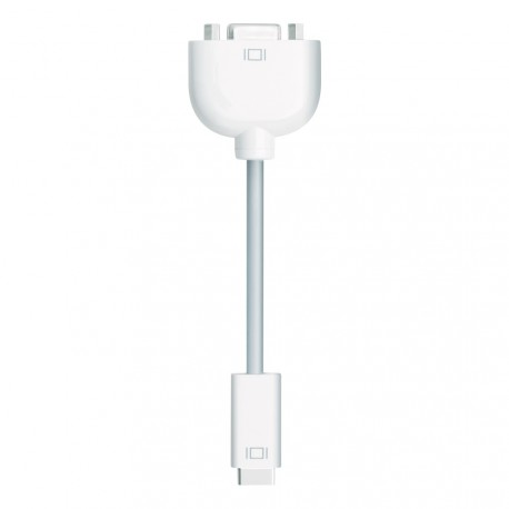 Apple Mini DVI to VGA Adapter