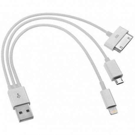 3-in-1 charging cable