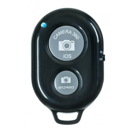 Bluetooth Wireless Remote Control Camera Shutter Release Self Timer for IOS Android Smartphone Tablet