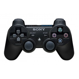 Wireless Controller PlayStation 3 Dualshock 3 (Black) (Copy)