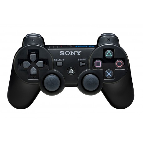PlayStation 3 Dualshock 3 Wireless Controller (Black) (Copy)