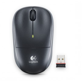 Logitech M215 Wireless Mouse (Dark Silver)