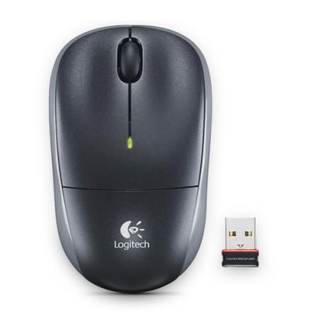 Logitech M215 Wireless Mouse (Dark Silver)