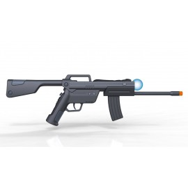 Move Icon Battle Rifle - PS3 (mtotion controller not included)