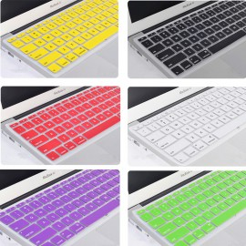Ultra Thin Silicone Keyboard Skin for Apple Macbook Air /Retina and PRo 11/13/15 inches