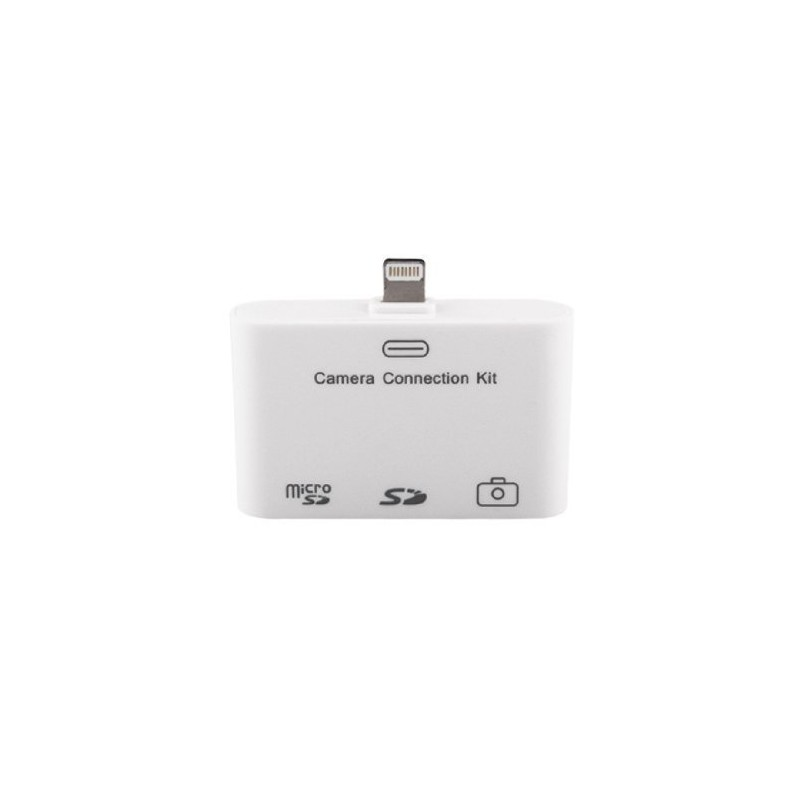can you hook up an sd card to an ipad What you need to connect an sd card to the ipad using an apple adapter more:.