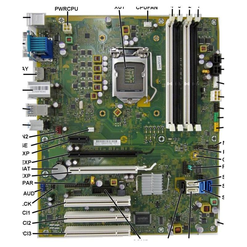 Desktop Computer Hp Elite 8300 Core I7 16 Gb Memory 2tb