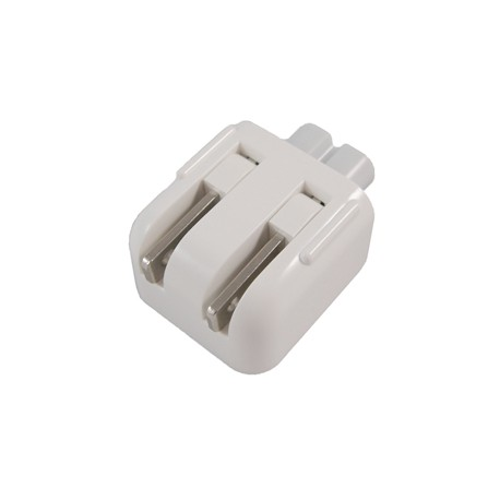 AC Power Adapter US Wall Plug Duck Head for Apple Mac iBook/iPhone/iPod