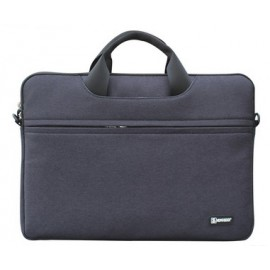 laptop bag 13 14 inch 15.6-inch laptop shoulder bag men and women Black