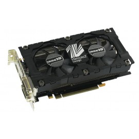 GeForce GTX 760 PCX 4 GB DDR5 DUAL DVI + HDMI + DP 256 BIT OVERCLOCKED INNO 3D