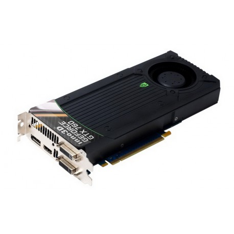 GeForce GTX 760 PCX 2 GB DDR5 DUAL DVI + DP + HDMI 256 BIT INNO 3D