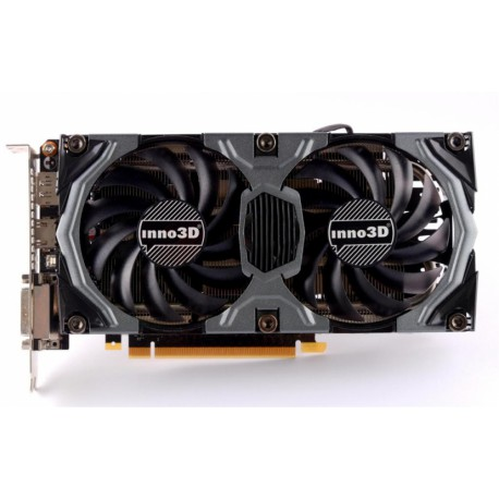 GeForce GTX 970 PCX 4 GB DDR5 DVI + HDMI + DP 2566 BIT OVERCLOCKED INNO 3D