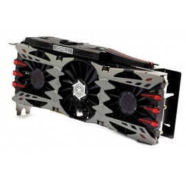 GeForce GTX 980 AIR BOSS PCX 4 GB DDR5 DVI + HDMI + DP 256 BIT ICHILL