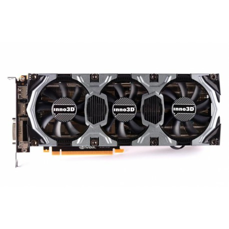 GeForce GTX 980 PCX 4 GB DDR5 DVI + HDMI + DP 256 BIT OVERCLOCKED