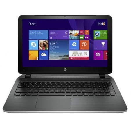 "HP Pavilion 15.6"" Laptop - Intel Core i7 - 6GB Memory - 750GB Hard Drive - Natural Silver/Ash Silver"