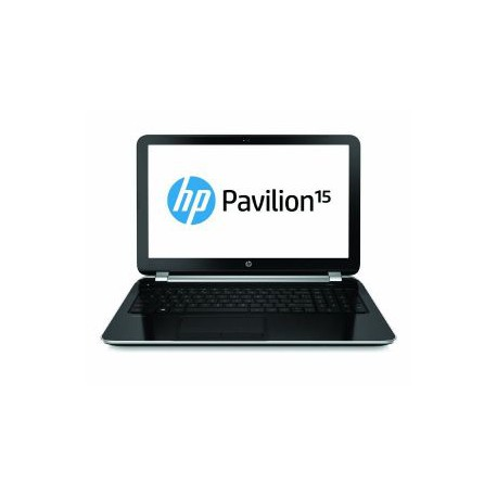 HP 15-N221 Laptop (Intel Core i7, 15.6 Inch, 750 GB, 8 GB, 2 GB VGA, Windows 8, Black) English - Arabic Keyboard