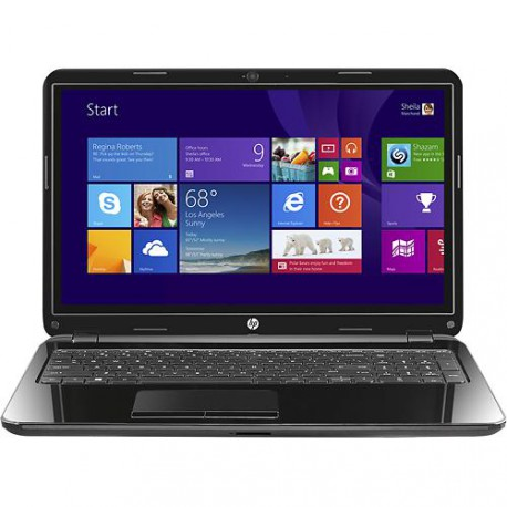 "HP TouchSmart 15.6"" Touch-Screen Laptop Intel Core i3 4GB Memory 500GB Hard Drive - Black Licorice"