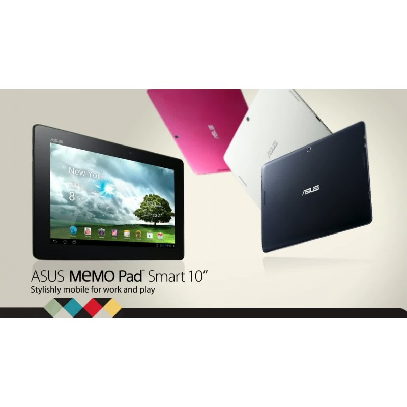 Tablet ASUS MeMO Pad Smart ME301T-A1-BL 10.1-Inch 16 GB ...