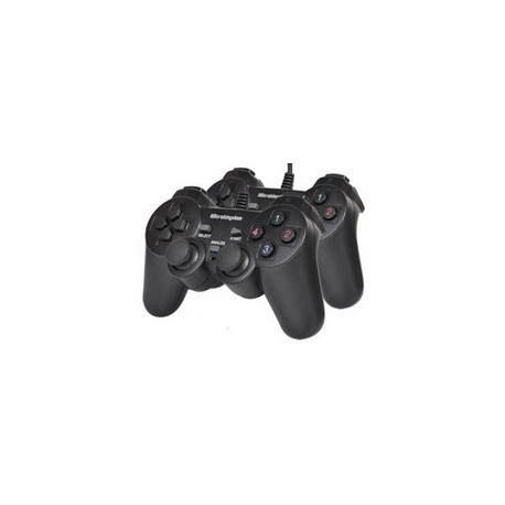 Game controller x 2 Usb with Vibrating option Pc compatible.
