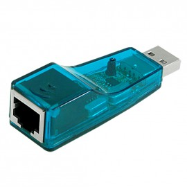 Usb To Lan USB 2.0 to RJ-45 LAN Card Socket