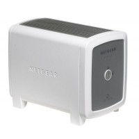 Netgear SC101 Storage Center NAS Network Attached LAN HDD IDE Enclosure