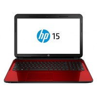 """HP 15-D024 (red)Laptop intel N820 Processor , 2GB ram 500Gb hard 15.6"""" HD LED"""