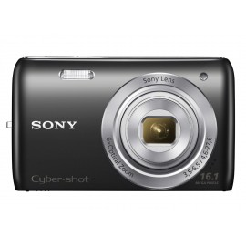 Digital Camera Sony DSC-W670/B 16.1MP Cybershot with 2.7-Inch LCD Screen (Black)