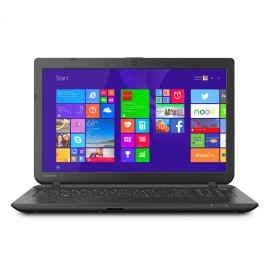 Toshiba Satellite Intel® Processor N2830 500Gb HD 2B ram 15.6 inch LED DOS Glossy Black