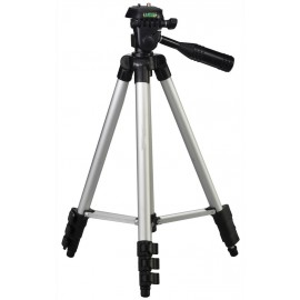 Tripod with 3-Way Panhead 1020x350 mm 420g built in level