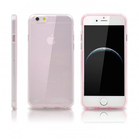 Ultra Thin Transparent silicone TPU case for iphone 6 plus