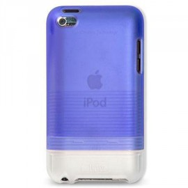iLuv Tinted PC Case with Soft coating for iPod Touch 4th Gen