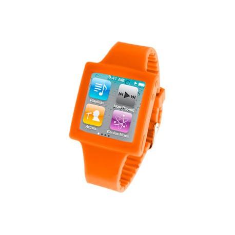Silicone nano watch wrist Band